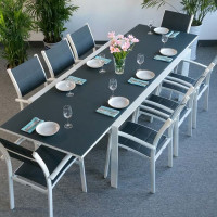 Large_8_Seater_White_Grey_Metal_Aluminium_Glass_Practical_Extending_Garden_Furniture_Dining_Table_Set_12
